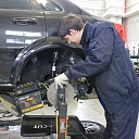 Tyre service, Tyre change
