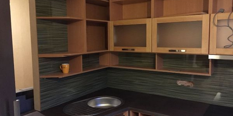 Kitchen furniture upon request