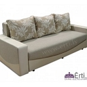 In Latvia produced upholstered furniture