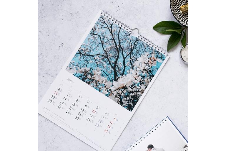 Kalendāri A3 personalizēti kalendāri A4 planotājs kalendārs copy pro copypro