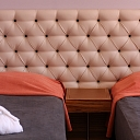 Headboard panel for hotels Royal