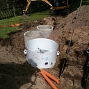 Water supply systems installation water pipe installation