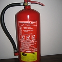 Firefighting cylinder