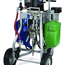 GRACO 2 component equipment fixed proportion