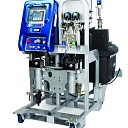 GRACO 2 component equipment variable proportion