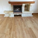 Oak floors, Plank floors