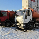 Liquid waste collection, Liquid waste removal