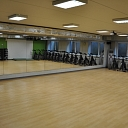 Extensive training rooms
