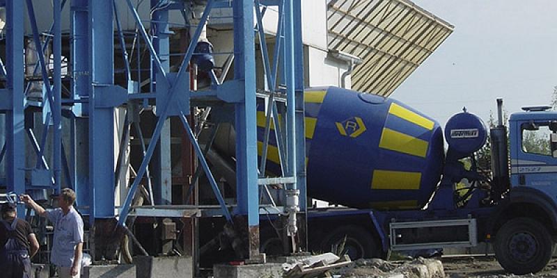 Betona un dzelzbetona izstrādājumu ražošana