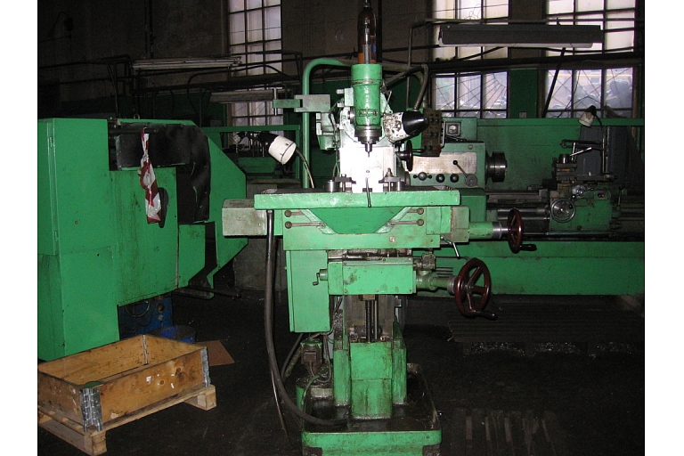 Welded construction production
