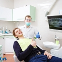 Therapeutic dental treatment is the most common type of dental health services provision