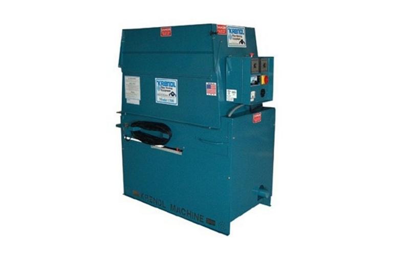 Krendl 1300 siltumizolācijas materiālu iestrādes iekārta