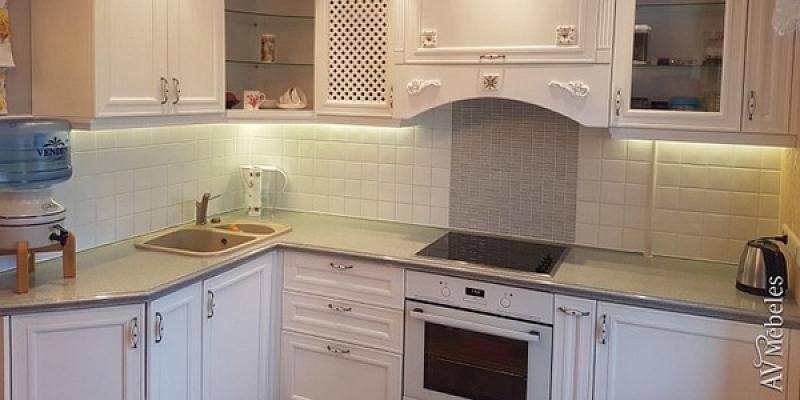 Klasiskas virtuves