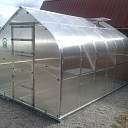 Different types of greenhouses