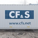 Freight shipping in SM containers