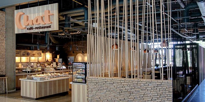 Kafejnīca un restorāns Chat