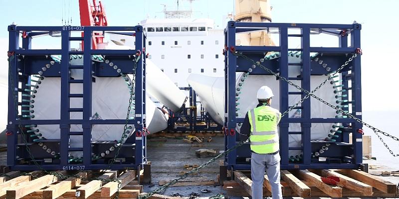 Lielgabarīta, projektu kravu pārvadājumi