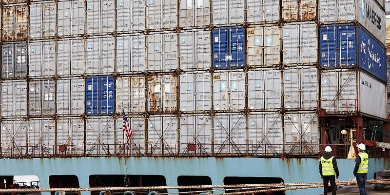 Jūras pārvadājumi