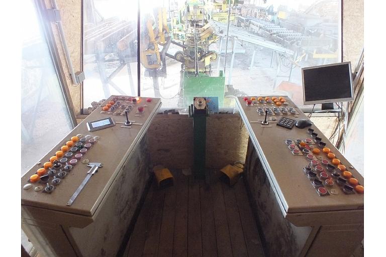 Metal processing automation heating automation Cesis Vidzeme