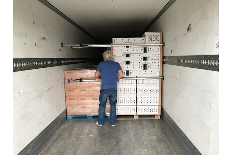 Freeway Logistics kravu pārvadājumi