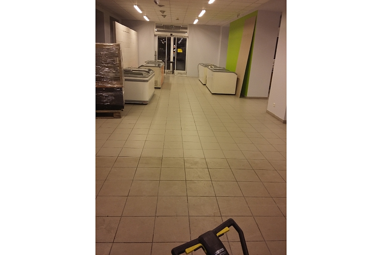 Cleaning services in Riga