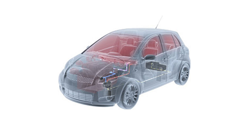 Car autonomous heaters, autonomous heating, car heating