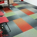 Carpet tiles and rugs