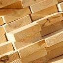 Planed sawn timber