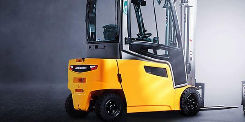 New machinery