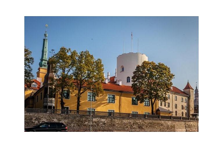 Rīgas pils, Rīga