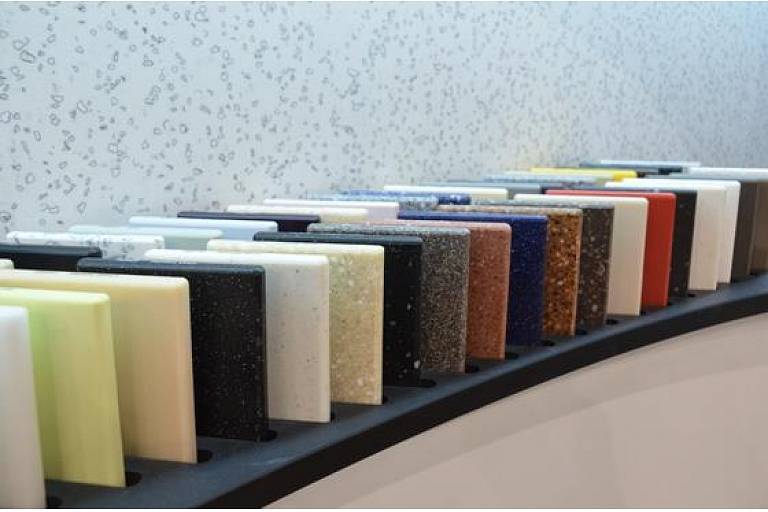 Sale of surface materials