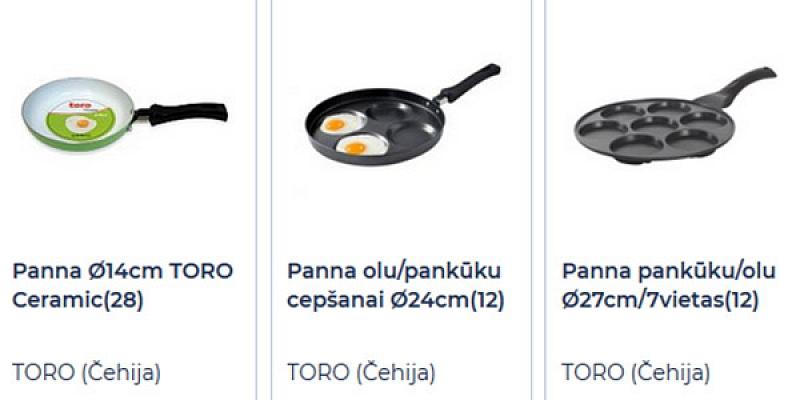 Ēdienu gatavošanas trauki