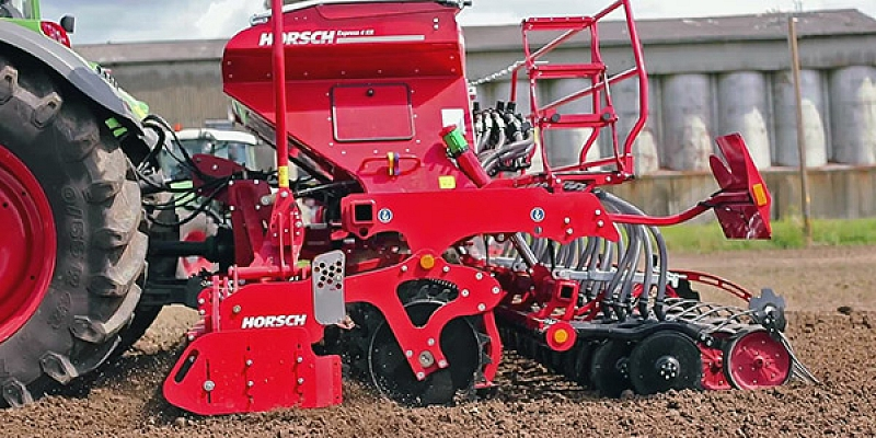 HORSCH Soil tillage equipment