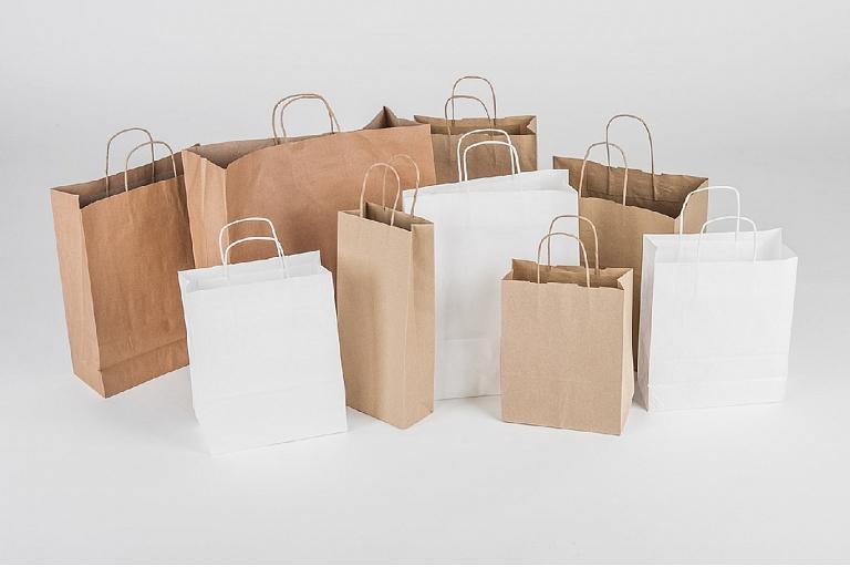 multipack papīra maisiņi