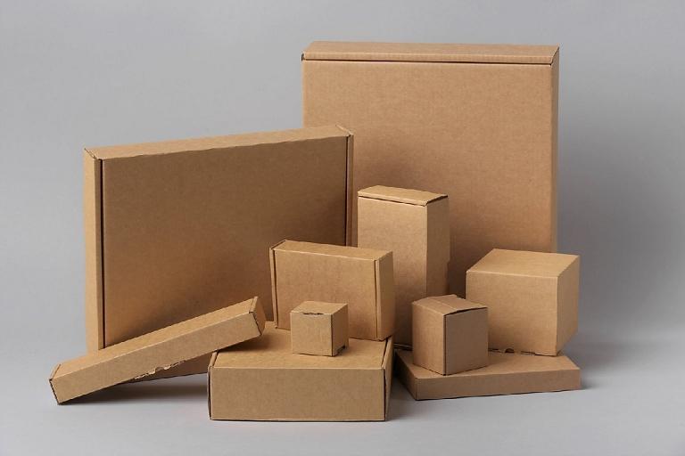 multipack kartona kastes
