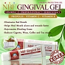NBF Gingival Gel - oral care product
