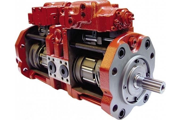 Hidraulikas sūkņi, motori un to rezerves daļas