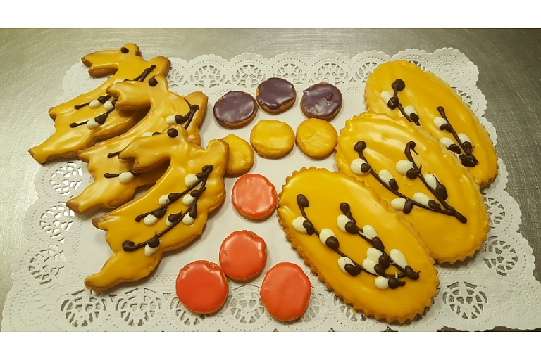 Biscuits for celebration