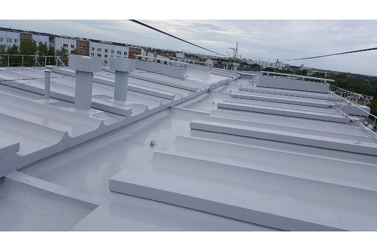 Industriālās grīdas, balkoni, terases, stadioni, sporta laukumi