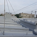 Industrial floors, Balconies, Terraces, stadiums, Sport fields