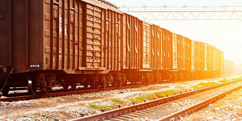 Dzelzceļa kravu pārvadājumi