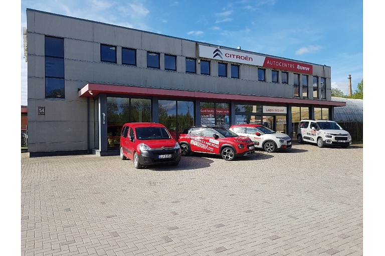 Rezerve, car center
