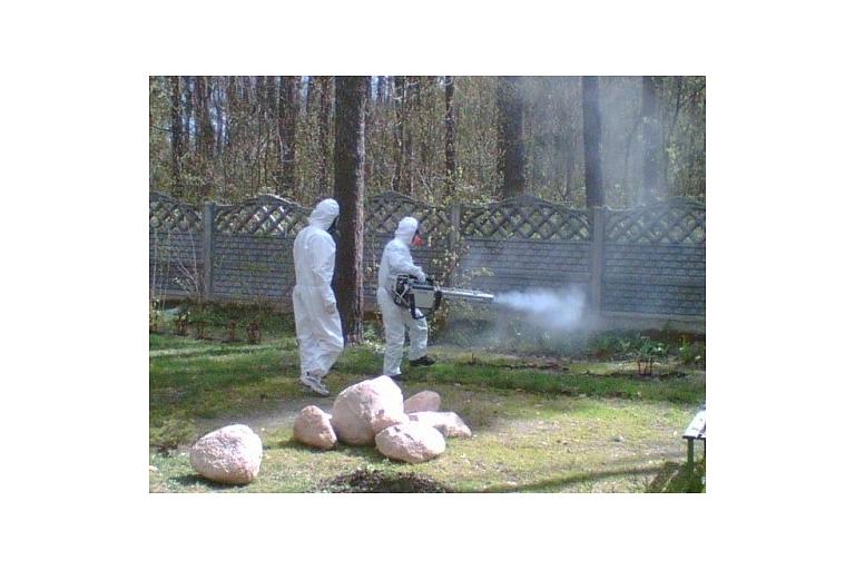 Teritoriju dezinfekcija TTR