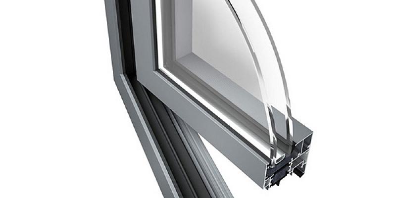 Alumīmija logi un durvis