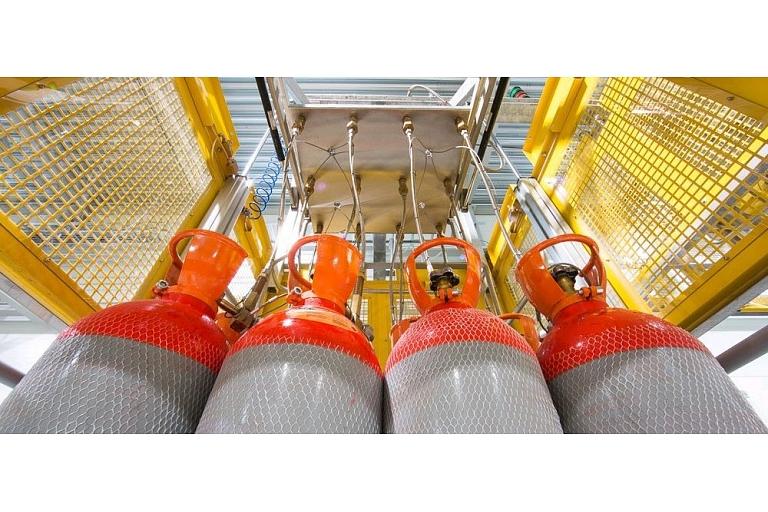 Gāzes balonu tirdzniecības punkti