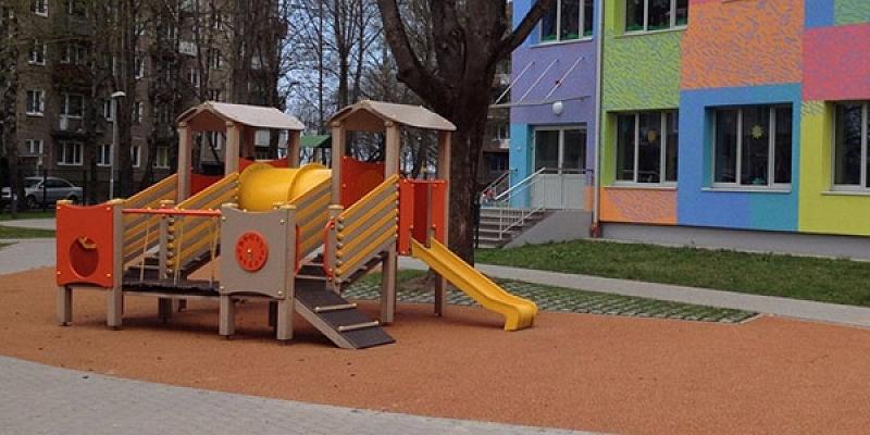 Sporta un rotaļu laukumu ierīkošana