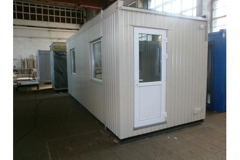 15 m2 biroja vagoniņš