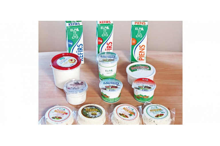 Manufacture of dairy products