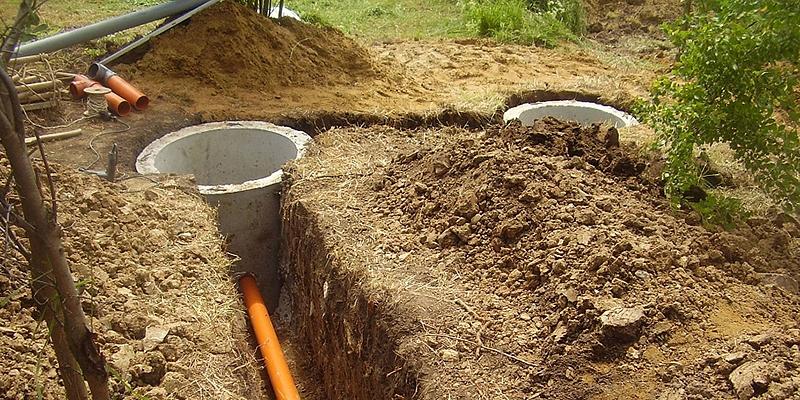 Kanalizācijas ierīkošana