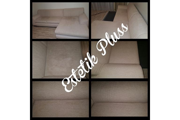 Dīvāna ķīmiskā tīrīšana, uzkopšanas serviss